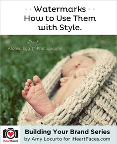 Watermarks - How to Use Them with Style.