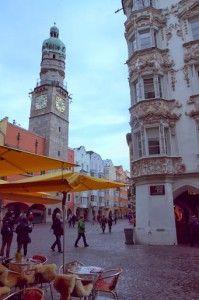 Wandering Innsbruck's Old Town, Austria