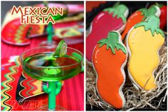 Host a Mexican Fiesta Party! | Pizzazzerie