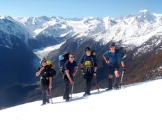 Westland High School snowcraft takes our students into the mountains. www.westlandhigh.school.nz  Follow us on Facebook: https://www.facebook.com/whs.international and on Twitter WestlandHS_NZ
