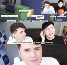 Iam so hyped for the next video cuz in Dan's liveshow he said it's a good one an we are gonna be Sh00k