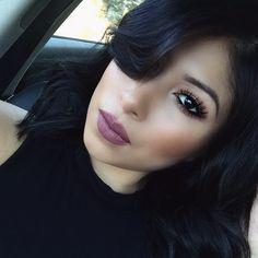 Lips - Anastasia Beverly Hills @anastasiabeverlyhills liquid lipstick In Dusty Rose #lip #color #makeup