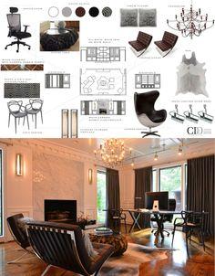 Concept to reality- Designed by Contour Interior Design