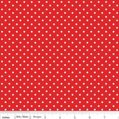 Tasha Noel - The Simple Life - Dots in Red