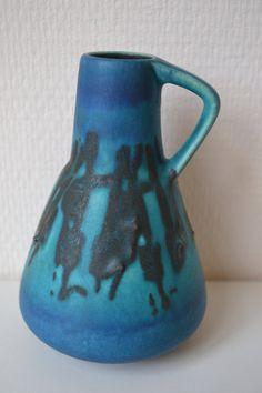 Germany Dumler & Breiden vase. by Vaastastischvintage on Etsy