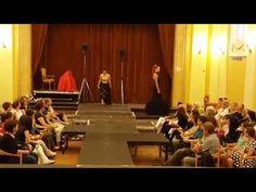 Első éves divat-és stílustervezőink bemutatják az erre az alkalomra készült ruháikat a debreceni Déri Múzeumban a Múzeumok Éjszakáján 2015-ben.   Art Academy of Debrecen - Night of Museums 2015.06.20. - YouTube