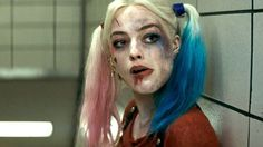 harley quinn margot robbie hair and makeup - Google Search