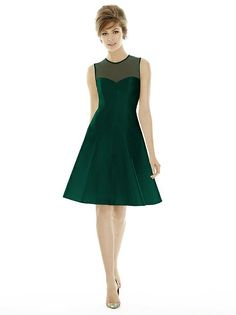Alfred Sung Style D694 http://www.dessy.com/dresses/bridesmaid/d694/