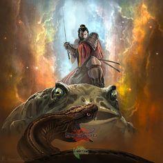 Portal dos Mitos: O Conto de Jiraiya, O Galante