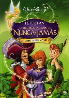 Peter Pan y el regreso al pais de nunca jamás. Año 2002