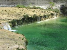 14) Blue Hole at Rid
