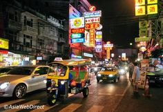 Chinatown Bangkok Information Guide - Everything you Need to know about Chinatown