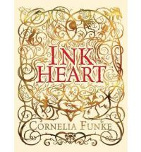 Ink Heart by Cornelia Funke. Great book, i've still yet to read the rest of the series but its on my to do list!