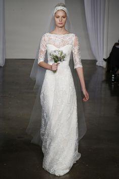 Fall 2013 wedding dress Marchesa bridal