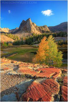 Sun Dial Peak, Twin Peaks Wilderness, Utah | tourofnature