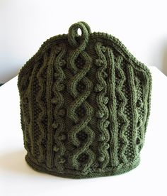 Ravelry: graceflower's Green Cables . Cozy