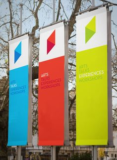 Event Management Blog: Conference Signage Well Done Corporate
