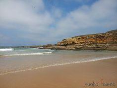 Vuelta abierta | Blog de viajes: Playa de Galizano (Cantabria)