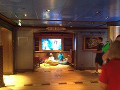 Oceaneer Lab - Media Lounge | by FuntasticFamilyVacations