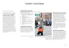 Cline Brand Analysis On Behance  Target Market