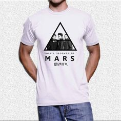 30 Thirty Seconds To Mars 01 T-shirt Tee - Hottess