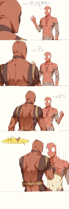 Spideypool177 by LKiKAi on DeviantArt