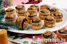 Christmas Cookies, Cake Recipes, Panna Cotta, Breakfast Recipes, Sweet Tooth, Cheesecake, Clean Eating, Rum, Muffin