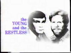 The Young & The Restless - Early 80s Opening Theme. The really old days Gram.