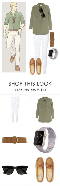 """""""Modern attack on Titan//Erwin smith"""" by gglloyd ❤ liked on Polyvore featuring New Look, Levi's, Equipment, Dorothy Perkins, Ray-Ban, Aéropostale and modern"""