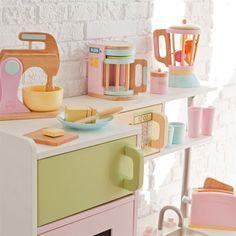 Cozinhas em Madeiras para Crianças