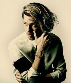 ...♥♥  Brad Pitt and Jonah Hill Cover 'New York' Magazine 2011