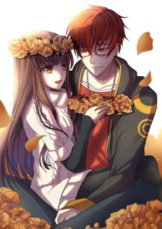 Mystic Messenger || MC and Saeyoung || This is beautiful T-T