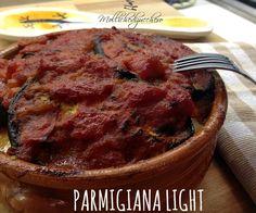 #parmigiana #light - Mollichedizucchero