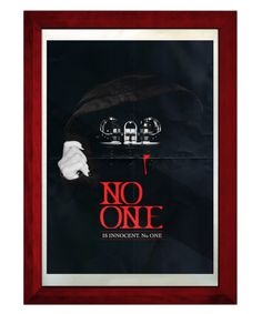 No ONE IS INNOCENT. No ONE A3+