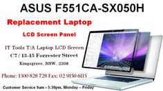 #Replacement #Laptop #LCD #Screen - ASUS F551CA-SX050H Replacement Laptop LCD Screen Panel :- http://laptoplcdscreen.com.au/asus-f551ca-sx050h-replacement-laptop-lcd-screen-panel.html