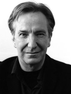 Alan Rickman (2001): 1946-2016. A giant among men. He will be missed.