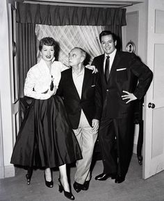 Lucy And Desi With Buster Keaton #photos, #bestofpinterest, #greatshots, https://facebook.com/apps/application.php?id=106186096099420