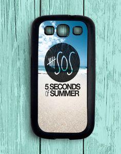 5 Second Of Summer Beach Samsung Galaxy S3 | Samsung S3 Case