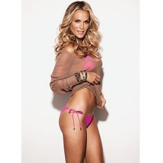 Molly Sims' Lower-Body Workout