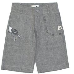 Who Says Vacation has to be over? Keep it going with these Mini Shatsu Vacation Shorts! Printed car keys and passport hanging out of the pockets - vacation nation!  #boysfashion on sale! $26