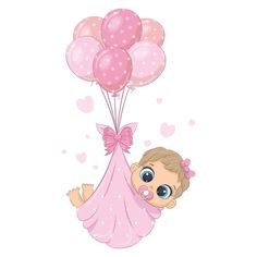 Clipart Baby, Baby Shower Clipart, Dibujos Baby Shower, Baby Cartoon Drawing, Baby Motiv, Boy Or Girl, Baby Boy, Art Girl, Welcome Baby Girls