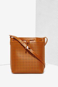 pegboard bag - Kelsi Dagger Wythe Leather Bag