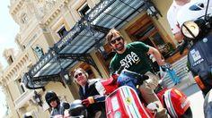 Gowicked Sybaritic Vespa Tour casino Monte Carlo
