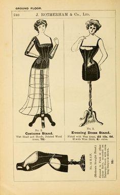 sewing vintage aged ephemera