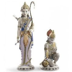 Regals Pacheco is one of the most famous Lladro Porcelain figurines dealers in Spain. See and buy Lladro at our web. Contact us to get the best Lladro prices. Divinity Original, Hindu Culture, Shiva Wallpaper, Halloween Miniatures, Polymer Clay Dolls, Hanuman, Durga, Decorative Objects, Sculpture