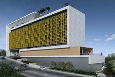 Resultado de imagem para hotel fachada