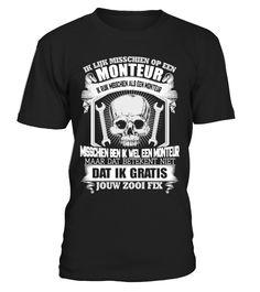 Beperkte Editie - Monteur  #gift #idea #shirt #image #funny #job #new #best #top #hot #legal