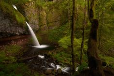 Ponytail Falls by Erin Tolie on 500px