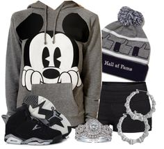 """""""no school for me ^o^ ~Kimmie"""" by verified-omgmonstah ❤ liked on Polyvore"""