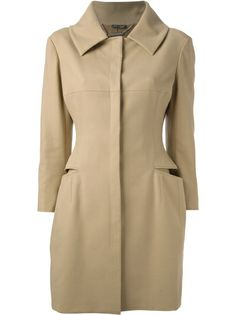 ALEXANDER MCQUEEN - hip pocket detail coat 6